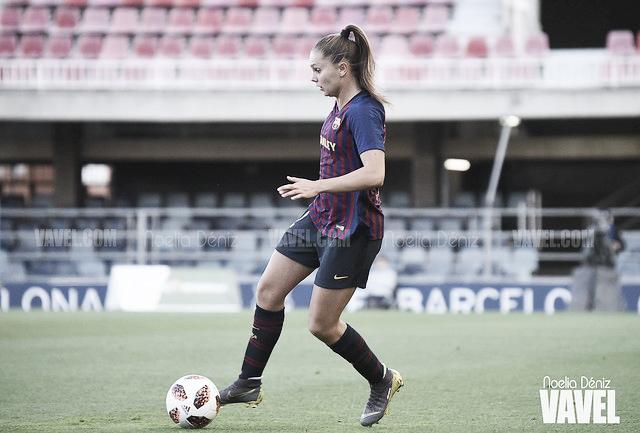 Resumen EDF Logroño 0-4 FC Barcelona en Liga Iberdrola