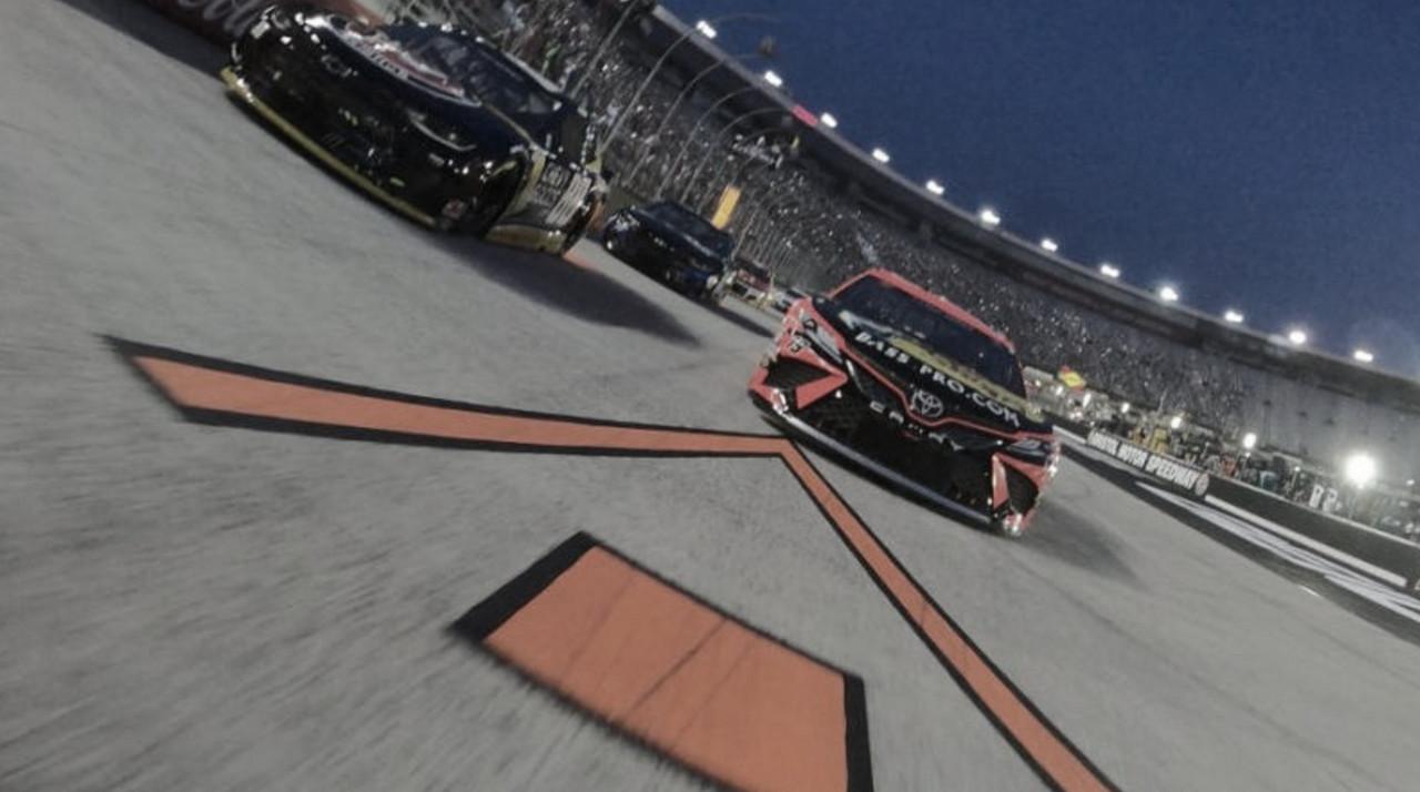 NASCAR anuncia cambios y calendario de playoffs