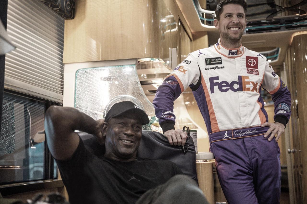 NASCAR: Jordan y Hamlin tendrán su equipo en Cup