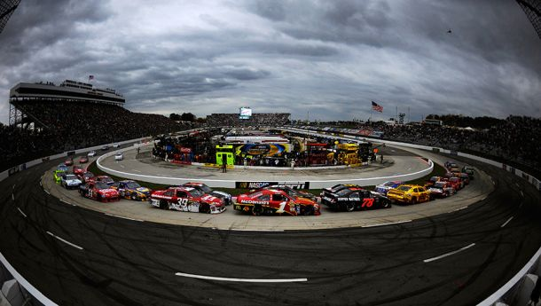 NASCAR Sprint Cup: Goody's Headache Relief Shot 500 Schedule And Notebook