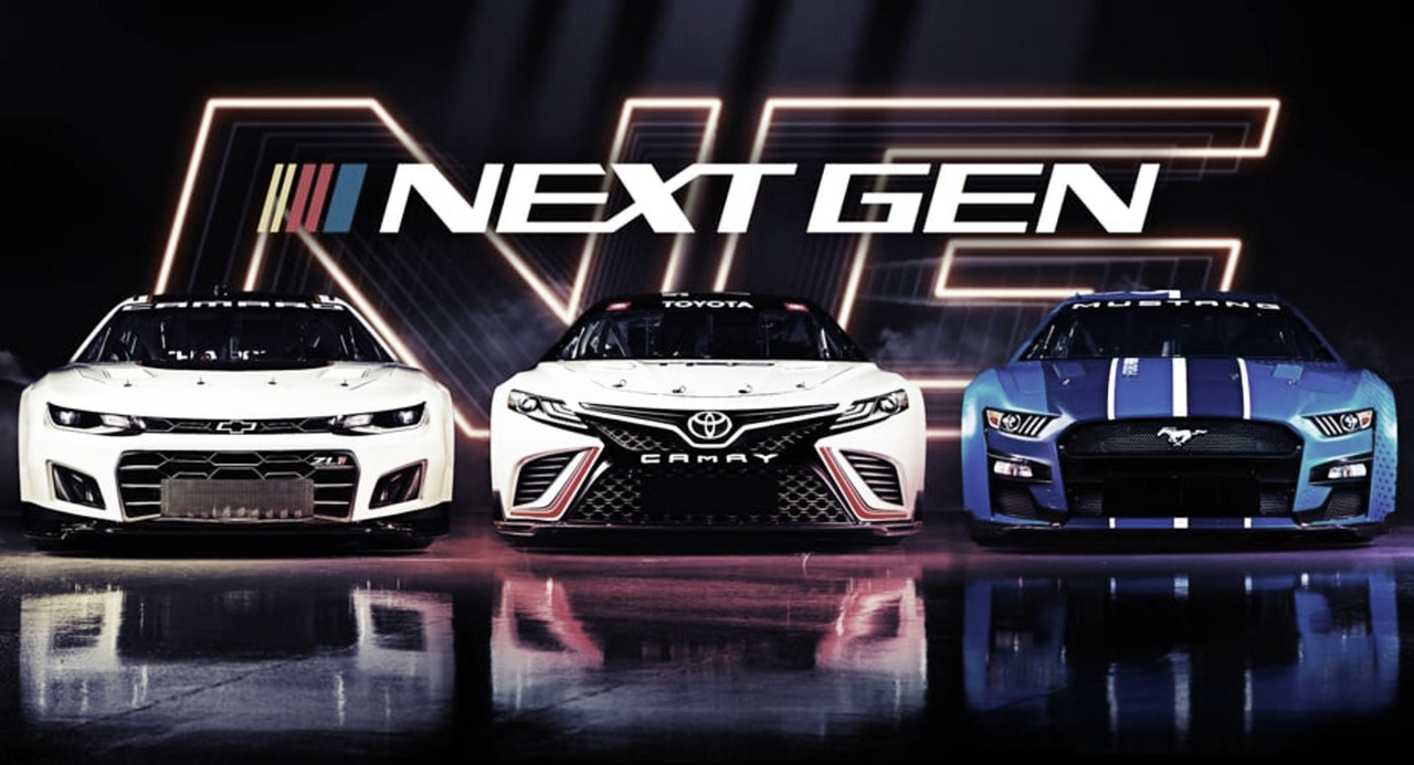 NASCAR: Se presentó el Next Gen
