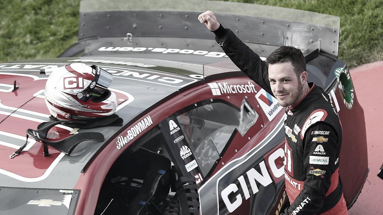 NASCAR Cup: Alex Bowman al 48 para 2021