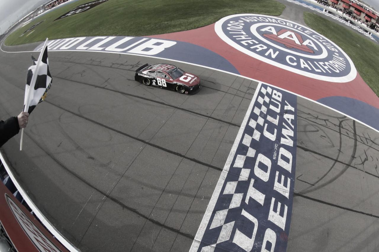 NASCAR: Auto Club queda afuera del calendario 2021