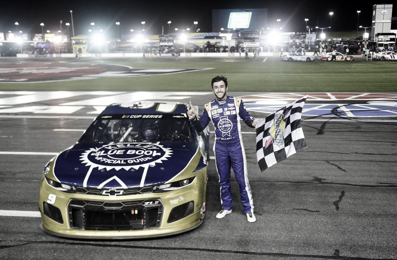 NASCAR Cup: La redención de Elliott