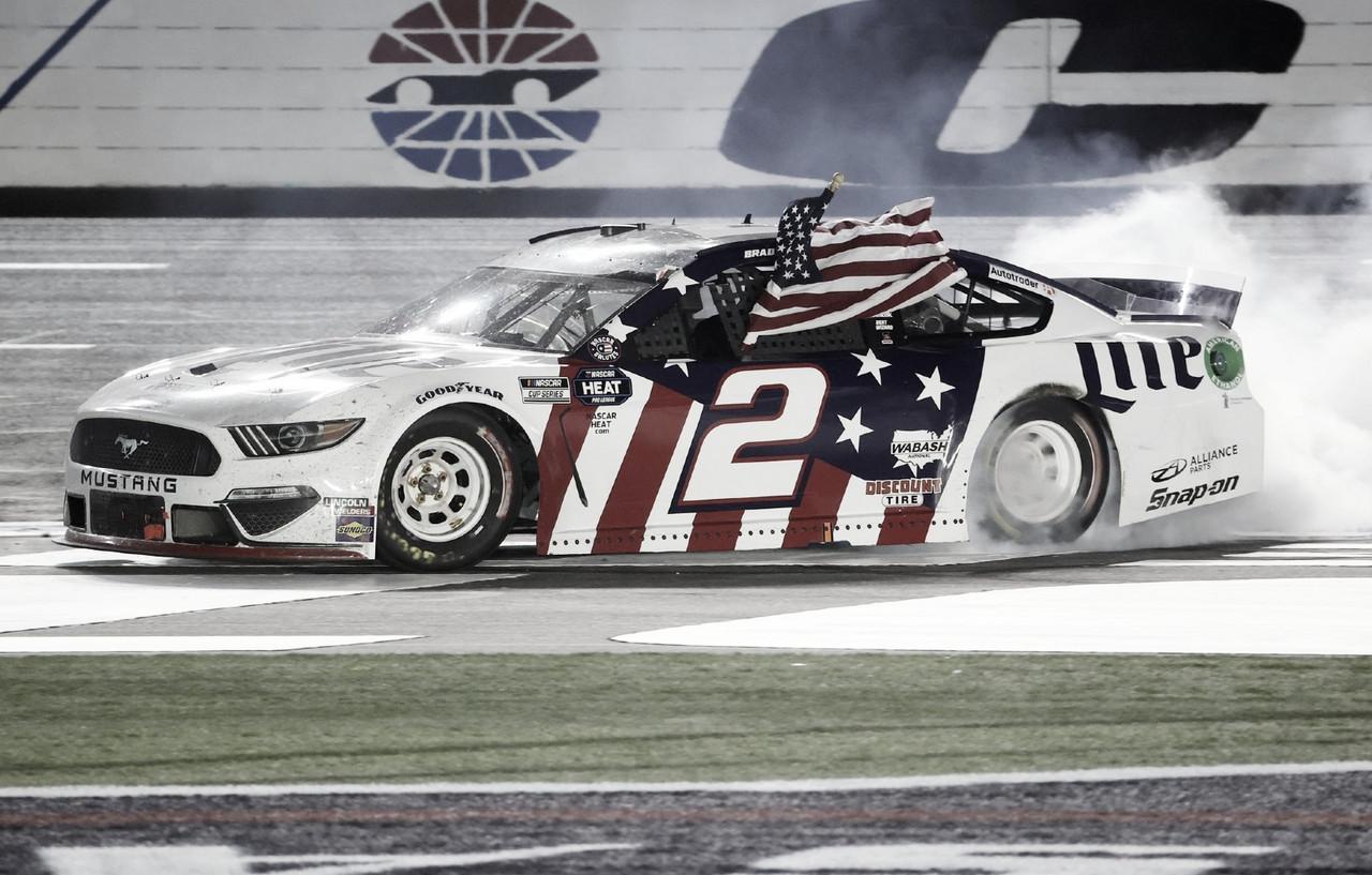 """NASCAR Cup: Keselowski gana la """"Coca-Cola 600"""""""