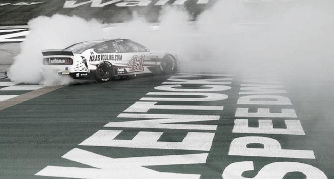 NASCAR Cup: Primera para Cole Custer