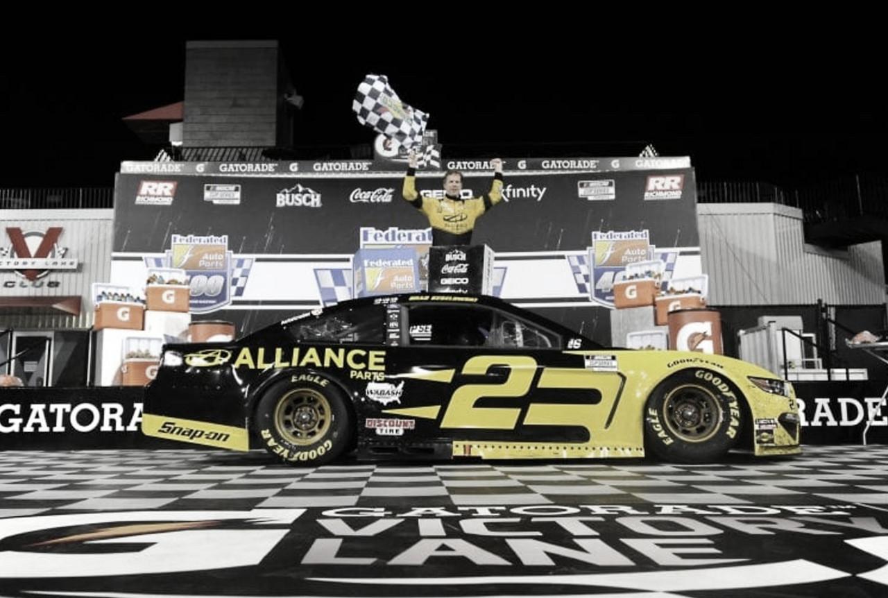 NASCAR Cup: Keselowski domina y avanza de ronda