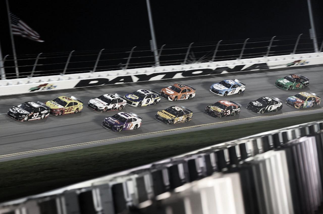 NASCAR reveló su calendario 2022 de Cup
