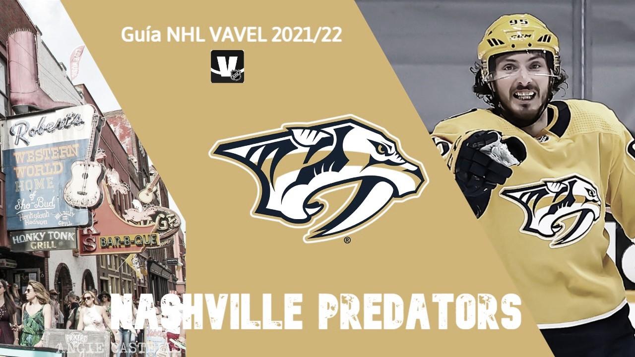 Guía VAVEL Nashville Predators 2021/22: el camino es la reconstrucción