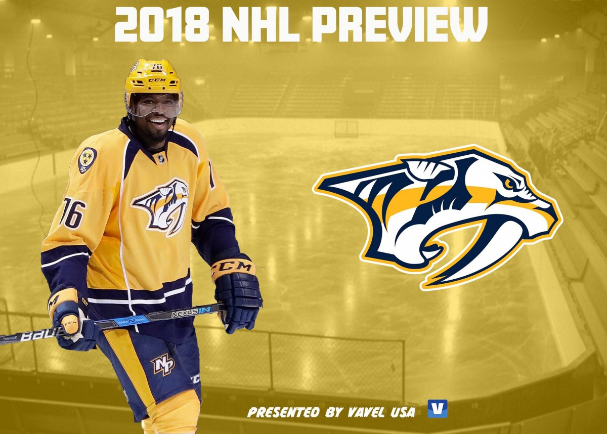 Nashville Predators: NHL 2018/19 season preview
