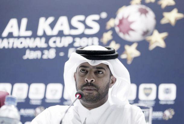 Nasser al Khater defende realização do Qatar 2022