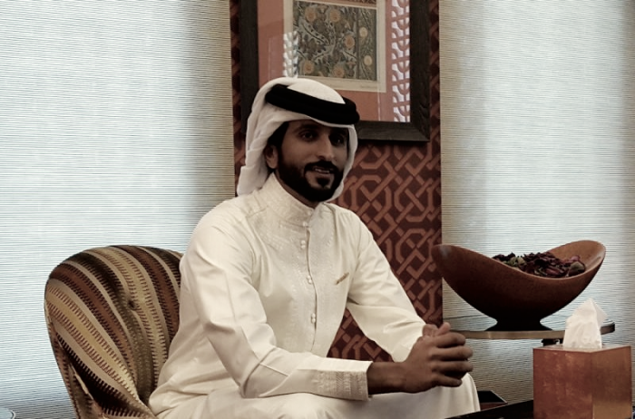 """Príncipe Nasser de Bahrain: """"Realmente necesitamos esto"""""""