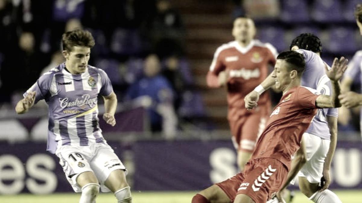 Nástic - Real Valladolid: ¿qué ocurrió en la ida?