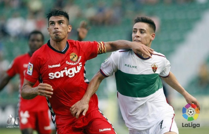 Nàstic de Tarragona - Elche CF: duelo directo en el Nou Estadi