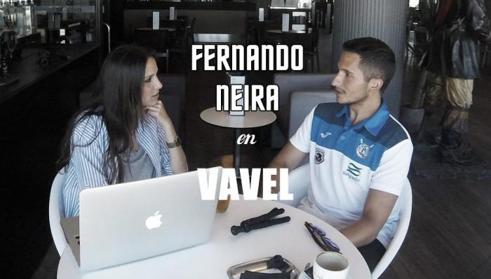 """Entrevista. Fernando Neira: """"En fútbol o en baloncesto les dan más facilidades para estudiar"""""""
