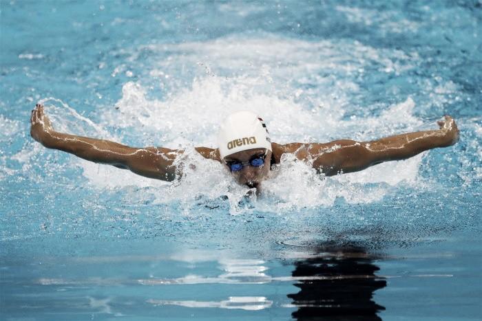 Katinka Hosszú bate recorde dos 400m medley e brasileiros avançam nos100m peito