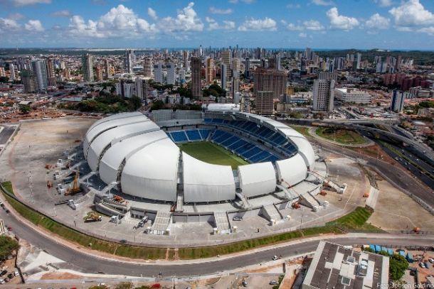 Italia - Uruguay, tutto pronto e tempo variabile a Natal