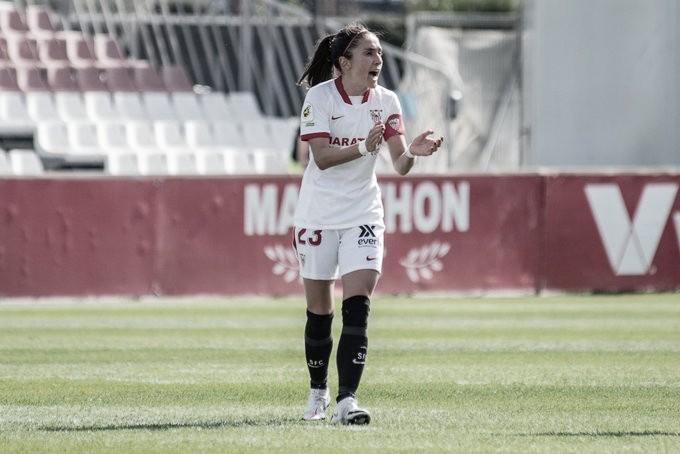 Natalia Gaitán sufre una lesión de gravedad en el ligamento cruzado anterior de su rodilla izquierda