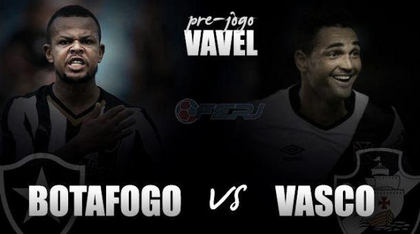Com ingressos esgotados, Botafogo e Vasco decidem finalíssima do Cariocão 2015