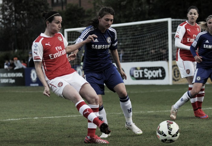 FA Women's Cup Final: Arsenal - Chelsea - The history