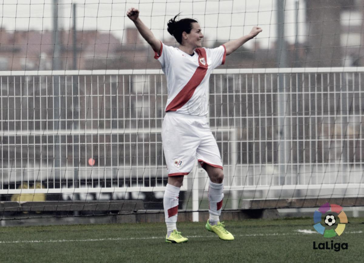 Una referente para el fútbol femenino de Vallecas dice adiós