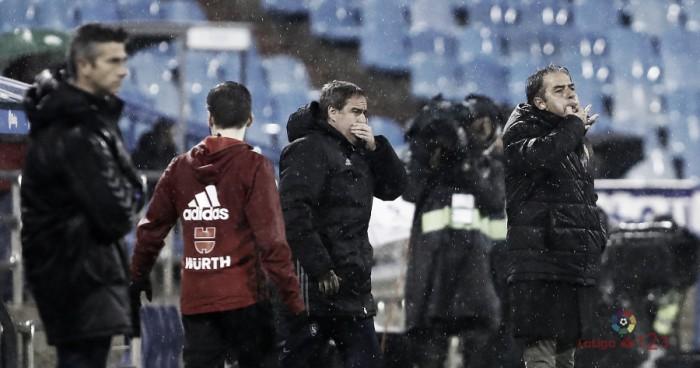 """Natxo González:""""Noventa minutos a un grandísimo nivel es difícil"""""""