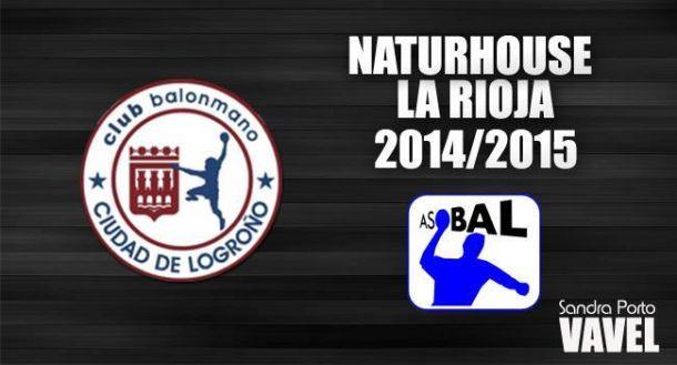 Naturhouse La Rioja 2014/15