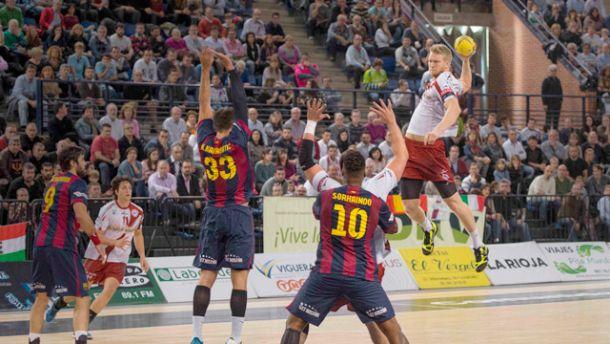 Naturhouse La Rioja - FC Barcelona: por el gusto de ver un gran partido