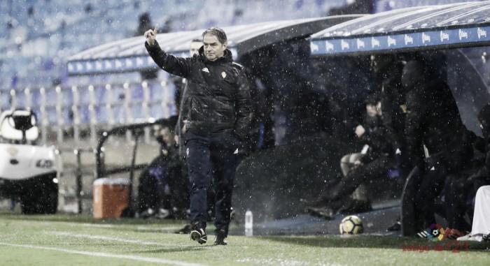"""Natxo González: """"Ellos con poco te han hecho gol y tú necesitas mucho para poder hacerlo"""""""