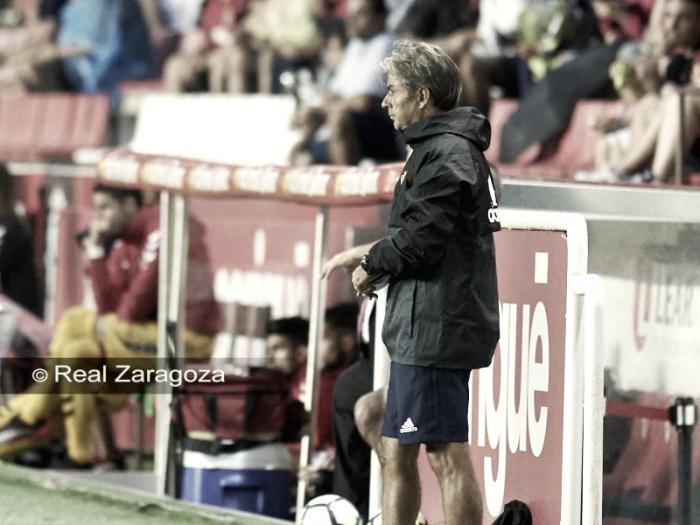 """Natxo González: """"Hemos sido capaces de llevar la iniciativa muchos minutos"""""""