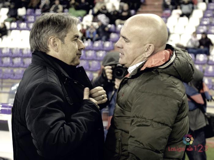 """Natxo González: """"Es un partido para tener mucho cuidado y gestionarlo muy bien"""""""