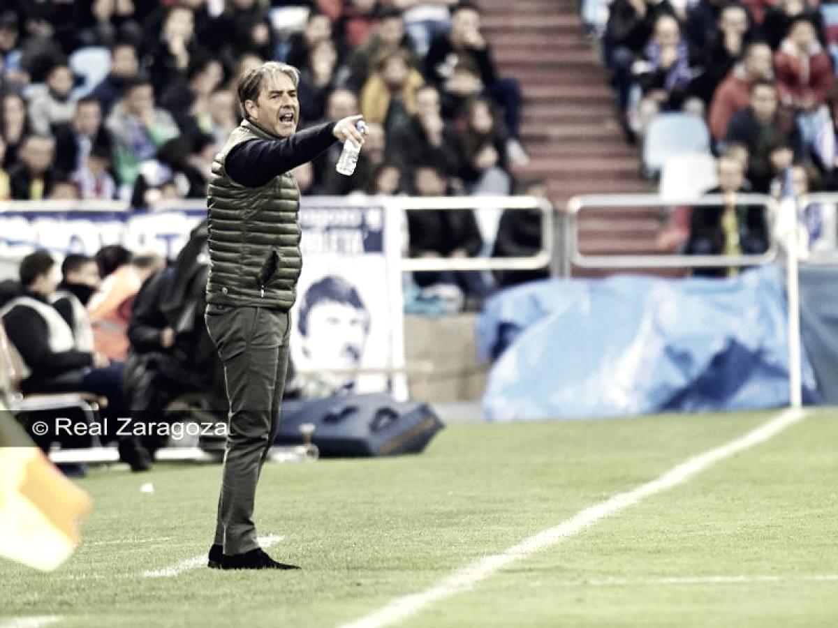 "Natxo González: ""Hace un par de meses mirar al Rayo a los ojos era difícil"""