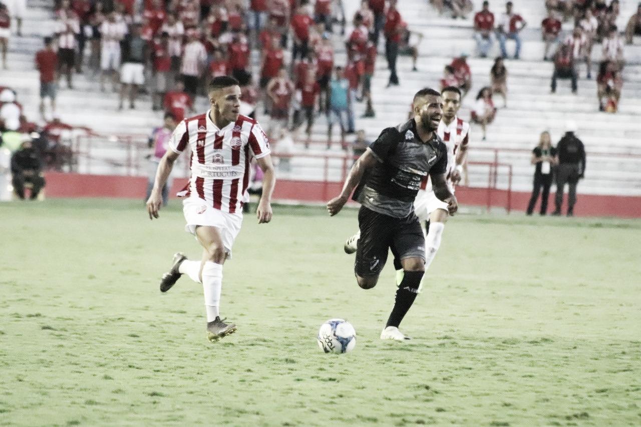 Gols e melhores momentos Náutico 1x1 ABC pela Copa do Nordeste 2020
