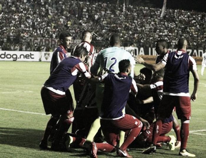 Náutico vence Fluminense de Feira e avança para terceira fase da Copa do Brasil