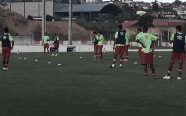 Lisca perde Patrick Vieira e não confirma Náutico para jogo com Flamengo