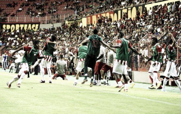 Série B 2014: Clube Náutico Capibaribe