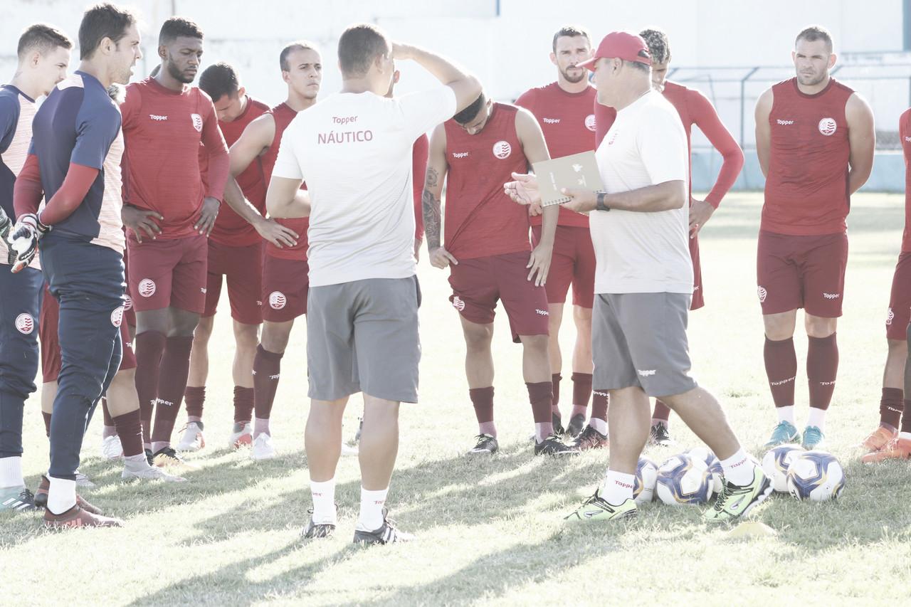 Náutico enfrenta Sergipe com tabu pela frente na Copa do Nordeste