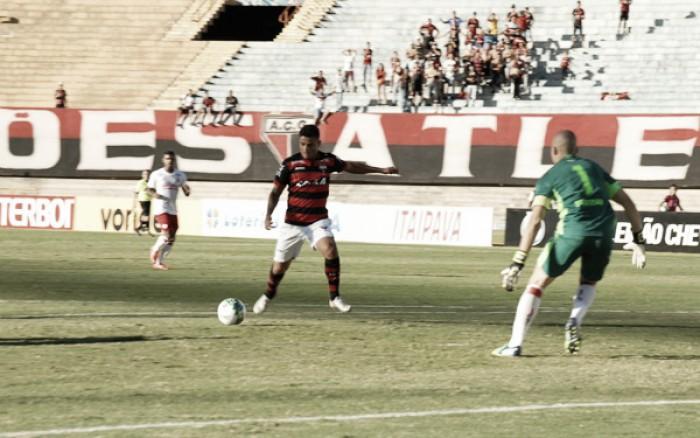 Resultado Náutico x Atlético-GO na Série B do Campeonato Brasileiro 2016 (2-1)