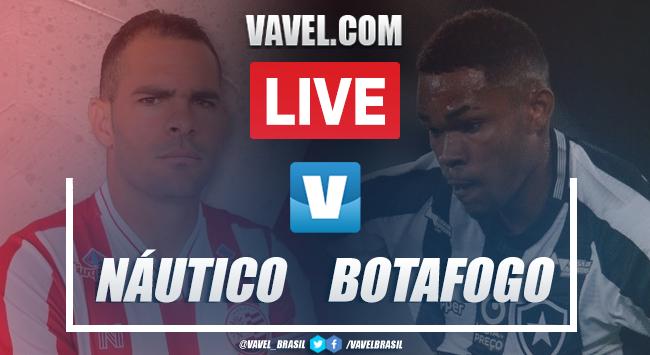 Gols e melhores momentos de Náutico 1 (3) x (4) 1 Botafogo pela Copa do Brasil 2020