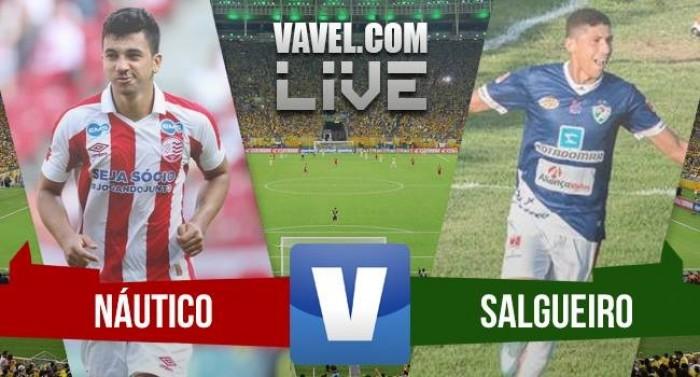 Resultado Náutico x Salgueiro no Campeonato Pernambucano 2016 (3-0)