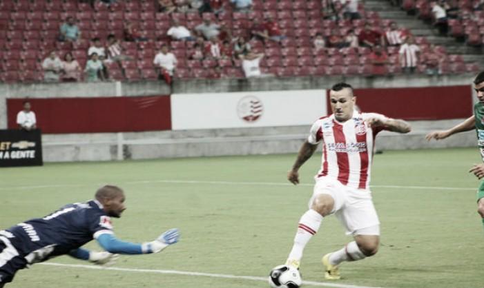Náutico supera Salgueiro sem dificuldades e garante vaga na Copa do Nordeste 2017