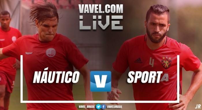 Resultado Náutico x Sport no Campeonato Pernambucano 2018 (3-0)