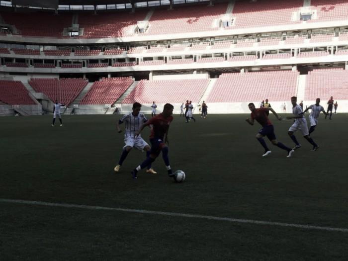 Náutico se prepara para returno da Série B com vitória sobre Cabense-PE em jogo-treino