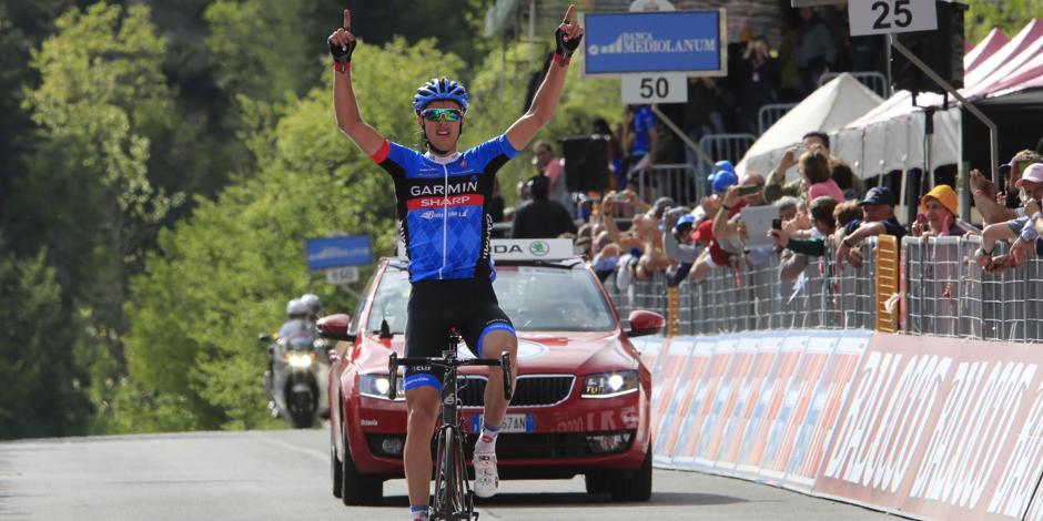 Giro, 11e étape : Navardauskas en costaud