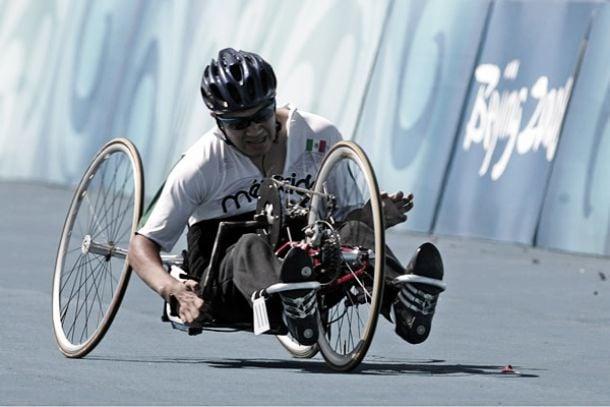Selección de sillas de ruedas rumbo a Grand Prix en Estados Unidos