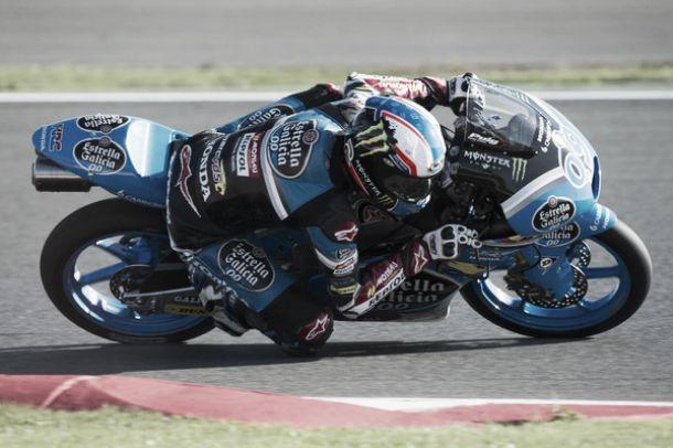 Moto3, Silverstone: Navarro partirà davanti a tutti