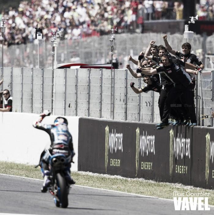 Jorge Navarro consigue su primera victoria mundialista