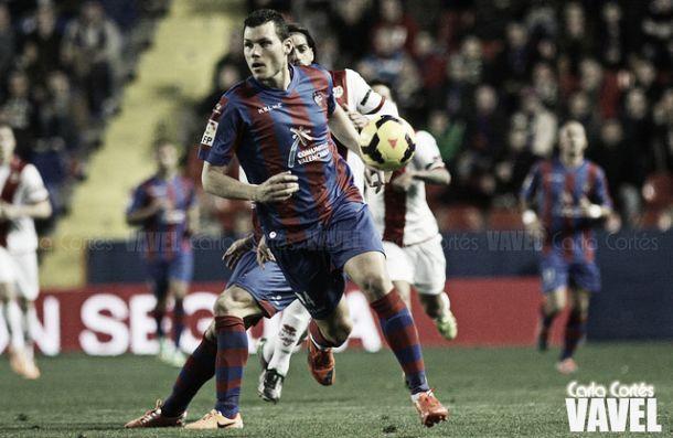 """David Navarro: """"El derbi es un partido muy especial"""""""