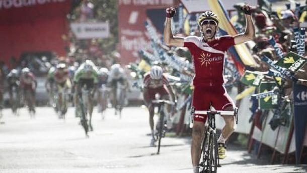 Vuelta 2014 - Daniel Navarro solide vainqueur de la 13ème étape