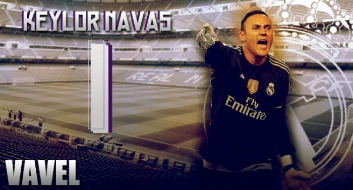 Keylor Navas pode ser primeiro costarriquenho campeão da Champions League 6bab7235299ef